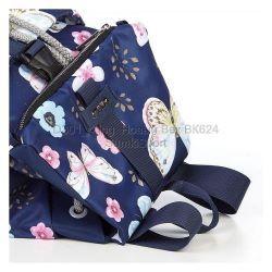 301 Рюкзак mini Бабочки